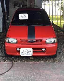 Vendo Chevrolet Alto Modelo 2002 Motor 1.0