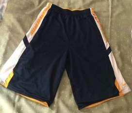 NIKE Shorts de basketball, 100% Original, Reversible traído de USA, talle medium