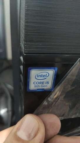Cpu Janus Clon Core i5 9400 8Gb 1Tera