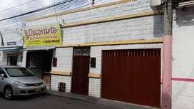 Casa negociable con local incluido en sector comercial casco antiguo floridablanca