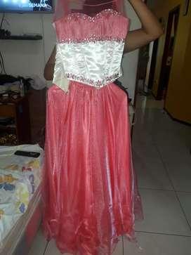 Vestido de quinceaños