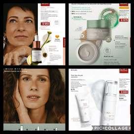 Natura perfumes maquillaje cuidado de tu pelo y de tu piel.