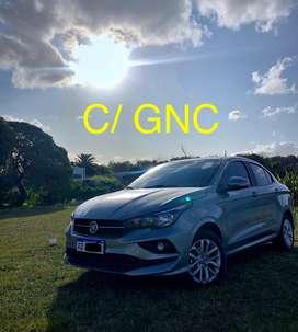 Fiat cronos c/ GNC 1.3 DRIVE GSE PACK CONECTIVIDAD con GNC