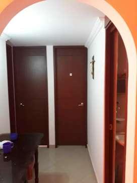 Se vende apartamento total mente terminado en excelente ubicación precio negociable