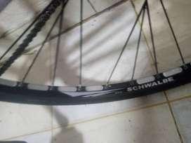 Bicicleta de piñon fijo