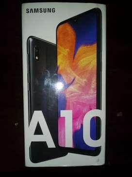 Samsung A10 nuevo!!