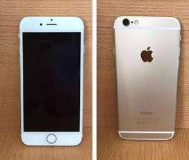Iphone 6s usado. . bateria nueva 100%
