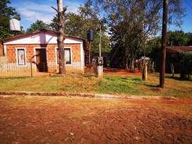 3 Casas con terreno grande ideal inversión
