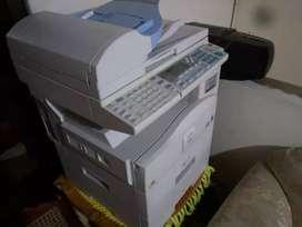 Fotocopiadora impresora Richoh