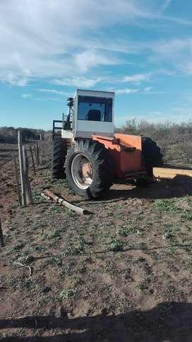 tractor zanello v417 con rolo