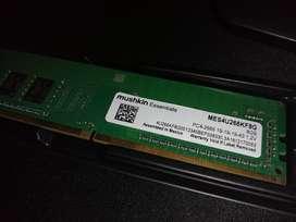 Memoria RAM DDR4-2666mhz (8GB)