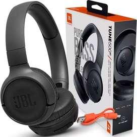 Auriculares JBL Tune 500 BT