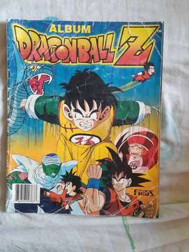 vendo antiguo albun de Dragon Ball Z