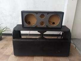 Caja de audio tuning