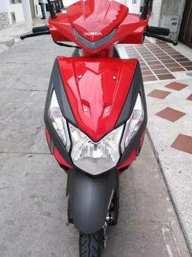 Moto Dio 110 STD único dueño, modelo 2020.