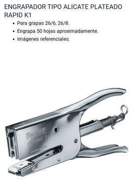 ENGRAPADORA ALICATE RAPID