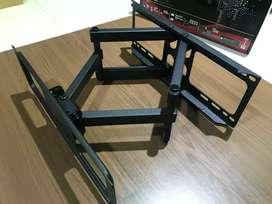 Rack tv giratorio fijo