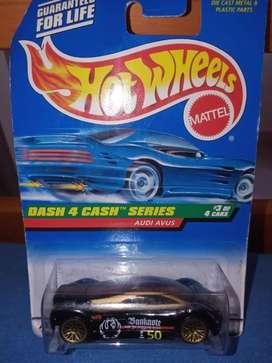 1998 Hot Wheels Audi Dash 4 Cash Series