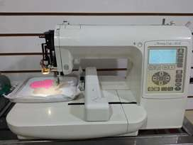 Vendo maquinas bordadoras Janome 200 E