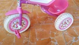 Triciclo para niños