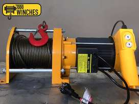 WINCHES TRIFASICOS