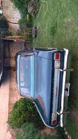 Chevrolet 400. Motor 230. 75.000 km reales. Todo original. Digno de ver