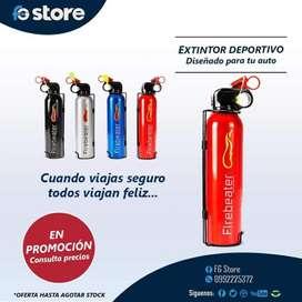 Extintor Flrebeater