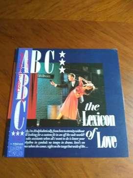 The Lexicon of Love - ABC (vinilo edición japonesa)