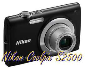 Nikon Coolplix S 2500 Nueva Original