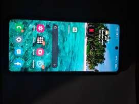 celular usado Samsung Galaxy A71