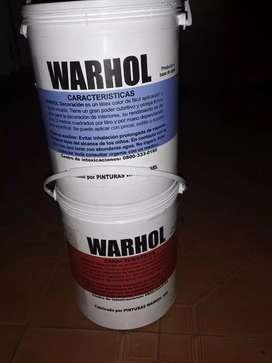 Venta de 2 latas de pintura