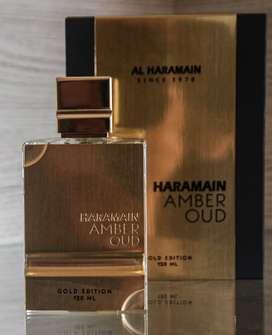 Vendí Perfume Al haramain Amber OUD 100 ML