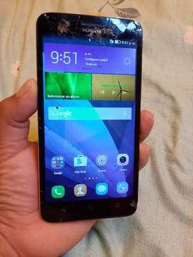 Vendo o Cambio Huawei G Play Normal Con Detalle en Glass Lineas Y Dos Manchitas Como Se Ve En Fotos