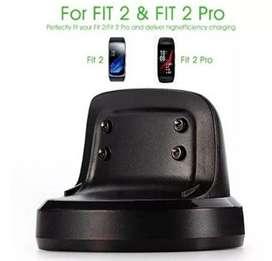 Cargador Reloj Samsung Gear Fit2 Pro R360 R365 Base De Carga