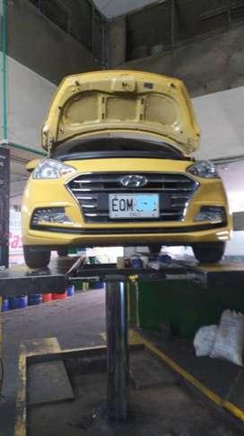 vendo taxi Grand  i10 modelo 2020