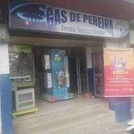 CALENTADOR DE AGUA BOSCH, CHIMENEAS A GAS, ESTUFAS A GAS,   JACUZIS