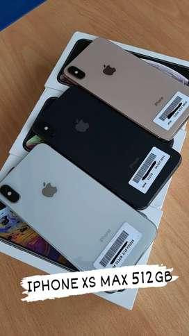 IPHONE XS MAX 512GB OPEN BOX ACEPTAMOS TARJETAS DE CRÉDITO