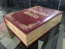 SAGRADA BIBLIA GIGANTE DE LUJO