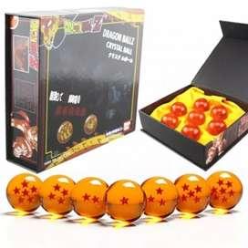 Dragon Ball Z Set Esferas Del Dragón X 7 Unidades 4 Cm
