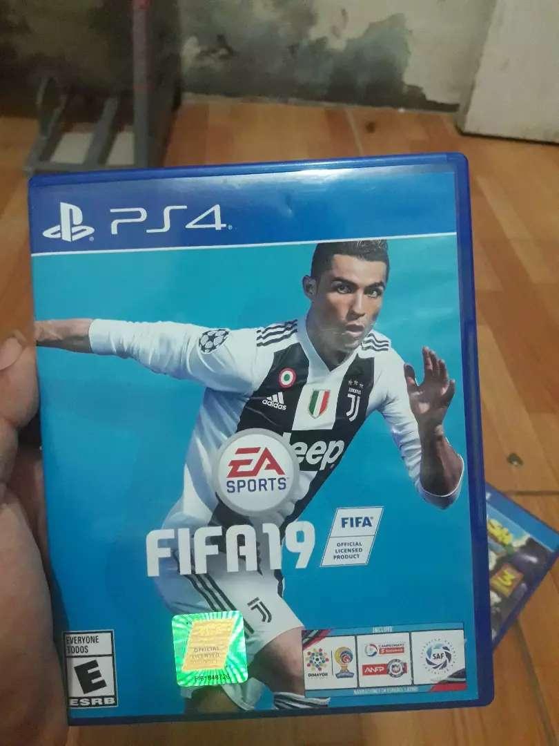 FIFA 19 EN EXCLENTE ESTADO 0