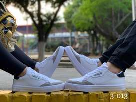 Zapato Tennis Deportivo Adidas Continental Unisex