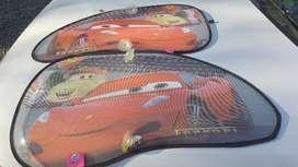 Parasol Cars con Ventosas X 2