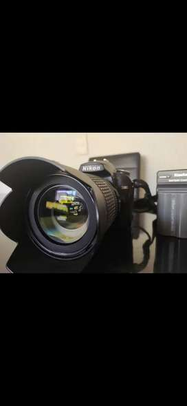 Nikon D90 COMPLETA