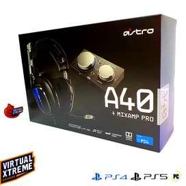 Astro A40 Audífonos + MIXAMP PRO
