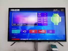 "Tv challenger 42"" smartv"