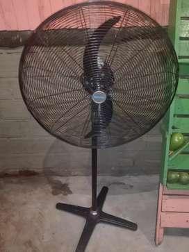 """Vendo ventilador industrial 40"""" funciona en una sola velocidad"""