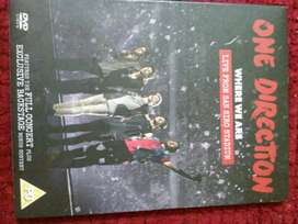 PELICULA DVD ONE DIRECTION TOUR