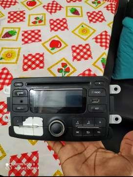 Se vende radio para Renault Logan de segunda buen estado
