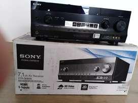 Amplificador SONY STR-DH830 7.1CH RECEIVER