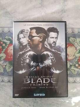 Blade Trinity DVD Original